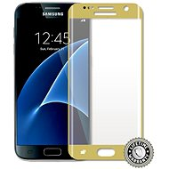 ScreenShield Tempered Glass Samsung Galaxy S7 G930 Gold