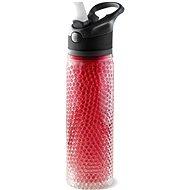 ASOBU chladící láhev na nápoje Deep Freeze červená 600ml - Láhev