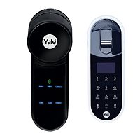 YALE ENTR HOME KIT Black