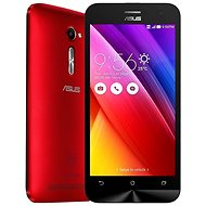 ASUS ZenFone 2 Laser 32GB červený - Mobilní telefon