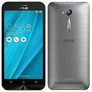 ASUS Zenfone GO ZB500KG stříbrný - Mobilní telefon