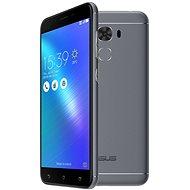 ASUS Zenfone 3 Max ZC553KL šedý - Mobilní telefon