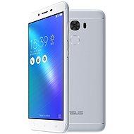 ASUS Zenfone 3 Max ZC553KL stříbrný - Mobilní telefon