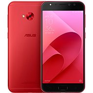 Asus Zenfone 4 Selfie Pro ZD552KL Metal/Red - Mobilní telefon