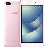 Asus Zenfone 4 Max ZC554KL Metal/Pink - Mobilní telefon