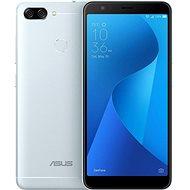ASUS Zenfone MAX Plus ZB570TL stříbrný - Mobilní telefon