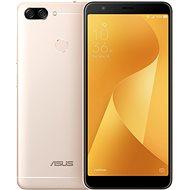 ASUS Zenfone MAX Plus ZB570TL zlatý - Mobilní telefon