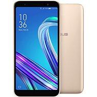 Asus Zenfone Live ZA550KL zlatá - Mobilní telefon