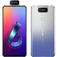 Asus Zenfone 6 ZS630KL 64 GB stříbrná - Mobilní telefon