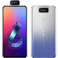 Asus Zenfone 6 ZS630KL 256GB stříbrná - Mobilní telefon