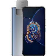 Asus Zenfone 8 Flip 256GB stříbrná - Mobilní telefon