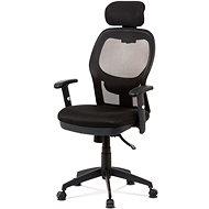 AUTRONIC KA-V301 černá - Kancelářská židle