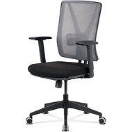 ARTIUM Abbey šedo/černá - Kancelářská židle