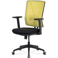 ARTIUM Abbey zeleno/černá - Kancelářská židle