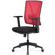 ARTIUM Abbey červeno/černá - Kancelářská židle