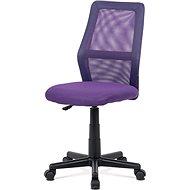 AUTRONIC Quincy fialová - Dětská židle