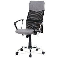AUTRONIC RAI S, šedá - Kancelářská židle