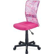 AUTRONIC Lacey růžová - Dětská židle