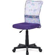 AUTRONIC Lacey fialová - Dětská židle