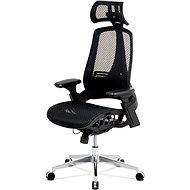AUTRONIC Lena černá - Kancelářská židle