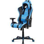 AUTRONIC ERACER DIDIER modrá/černá - Herní židle