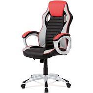 AUTRONIC KA-V507 červená - Kancelářská židle