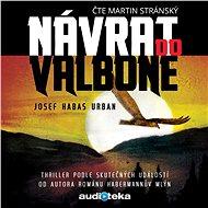 Návrat do Valbone - Audiokniha MP3