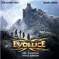 Evoluce – Věž zajatců - Audiokniha MP3