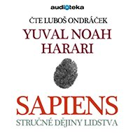 Sapiens - Audiobook MP3