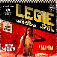 Audiokniha MP3 LEGIE II: Amanda - Audiokniha MP3