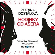 Hodinky od Ašera - Audiokniha MP3