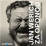 Jan Werich za oponou - Audiokniha MP3