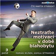 Neztraťte motivaci v době blahobytu - Audiokniha MP3