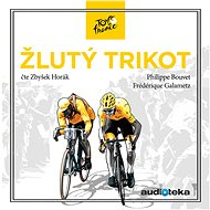 Audiokniha MP3 Žlutý trikot - Audiokniha MP3