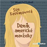 Deník americké manželky - Audiokniha MP3