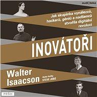 Inovátoři - Audiokniha MP3