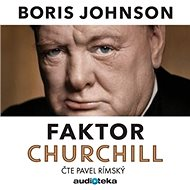Faktor Churchill - Audiokniha MP3