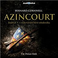 Audiokniha MP3 Azincourt - Audiokniha MP3