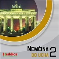 Nemčina do ucha 2 - Audiokniha MP3