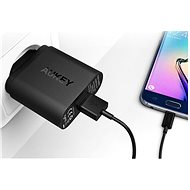 Aukey Quick Charge 3.0 1-Port Wall Charger - Nabíječka