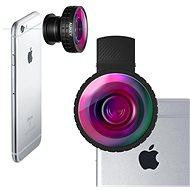 Aukey PL-F2 Fisheye lens - Objektiv pro mobilní telefon