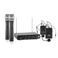 Auna VHF-4-H-HS Handheld + Headset - Mikrofon