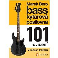 FRONTMAN Baskytarová posilovna 7 - 101 cvičení v lichých taktech - Kniha