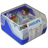 PHILIPS náhradní sada 12V H4 - Autožárovka