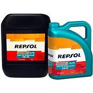 REPSOL ELITE LONG LIFE 5W-30 20L+ 5L zdarma - Motorový olej