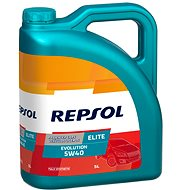 REPSOL ELITE EVOLUTION 5W40 5l - Motorový olej