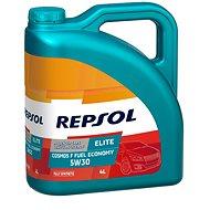 REPSOL ELITE COSMOS F FUEL ECONOMY 5W-30 4l - Motorový olej