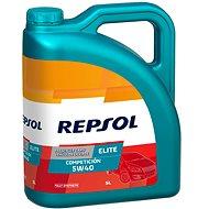 REPSOL ELITE COMPETICION 5W-40 5l - Motorový olej