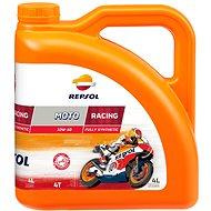 REPSOL MOTO RACING 4-T 10W-50  4l - Motorový olej