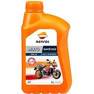 REPSOL MOTO SINTETICO 4-T 10W-40 1l - Motorový olej